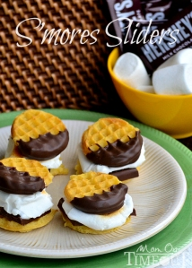 smores-with-waffles